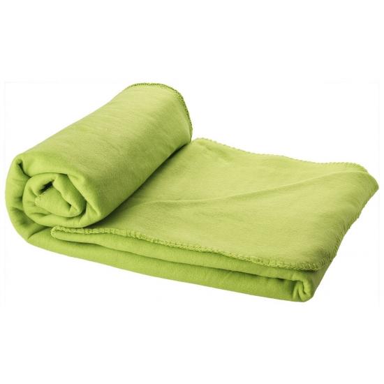 Fleece Deken Tijger.Fleece Deken Lime 150 X 120 Cm Voor Maar 11 50 Bij Viavoordeel